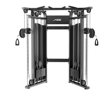 Imagens de Dual Pulley Epic Dual - Rae Fitness